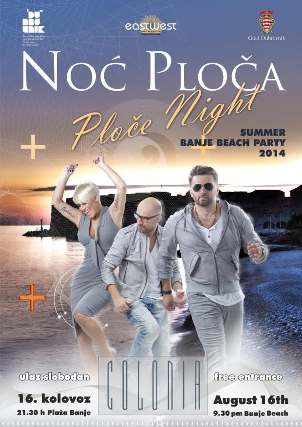 Ploce night