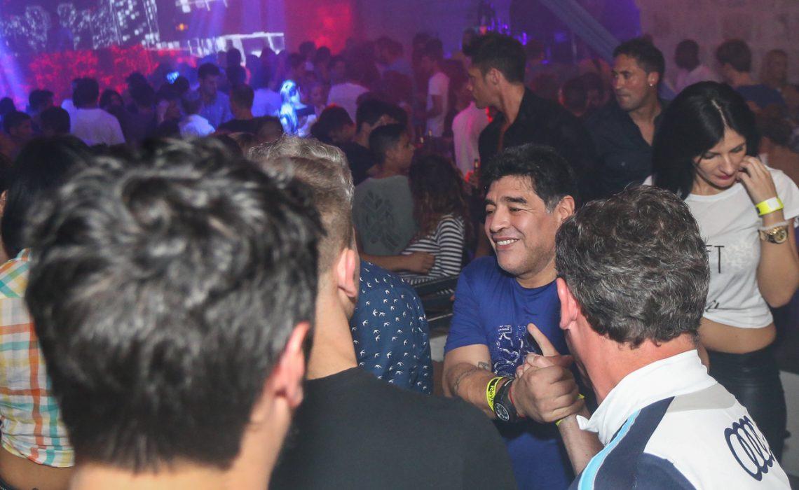 Diego Armando Maradona @Revelin