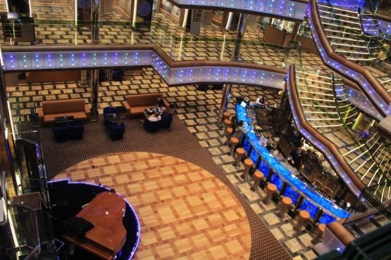 A tour through the interior of the cruiser Costa Diadema - Just ...