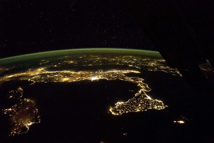 Croatia from the air