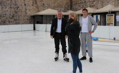 Ice rink Dubrovnik