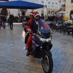 Santa's on bikes 2014