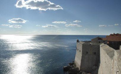 Dubrovnik video drone