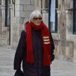 Winter, Stradun, Dubrovnik