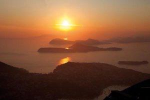 Dubrovnik sunsets