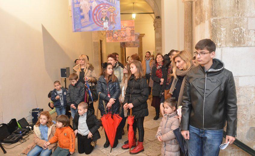 Museum night Dubrovnik 2015