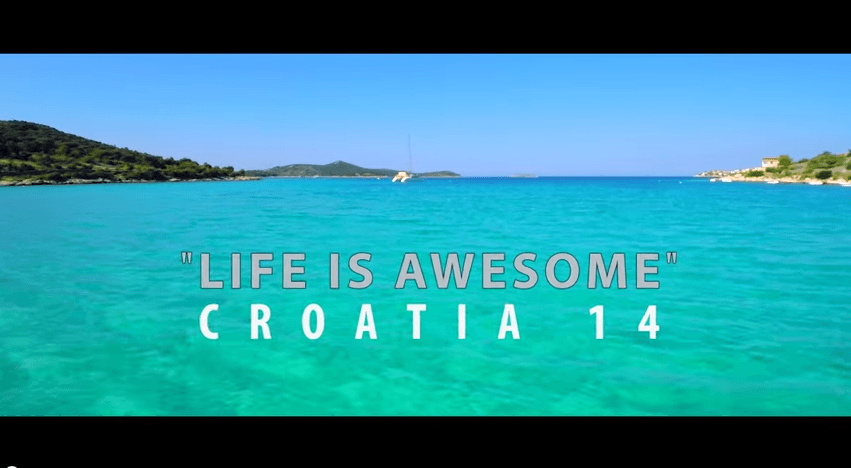 video croatia
