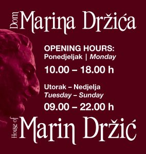 House of Marin Drzic