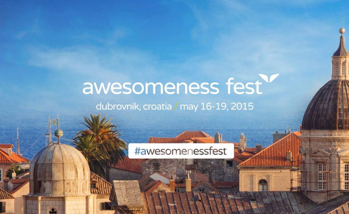 Awesomeness fest u Dubrovnik