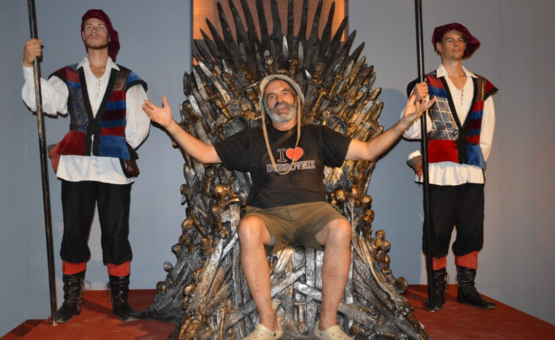 iron throne lokrum