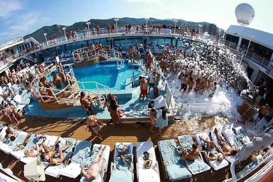 The swinger cruise