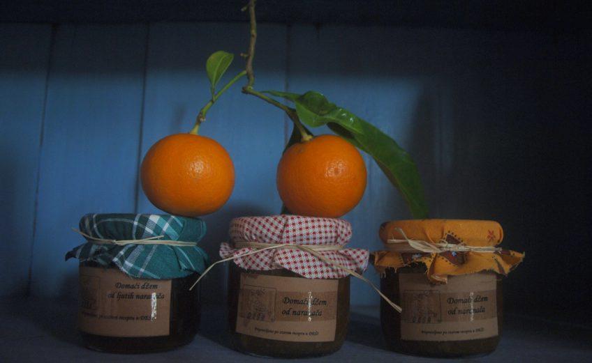bitter orange jam