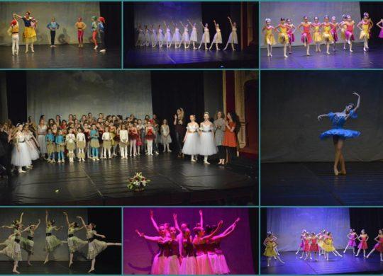Ballet performances in KMD