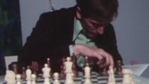 Bobby Fischer Dubrovnik Chess Set