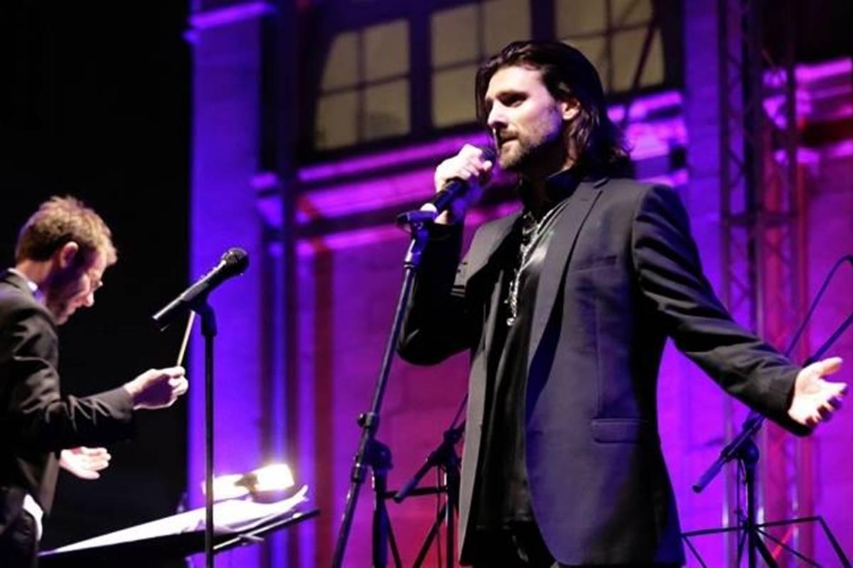 MarkoS Sentimento Concert