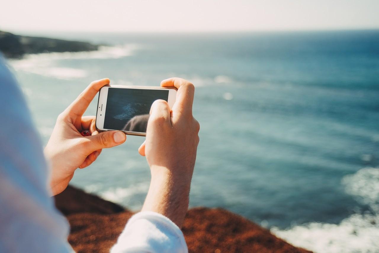 Bonbon selfie, Pixabay.com