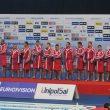 Croatian Water Polo Team the Barracudas