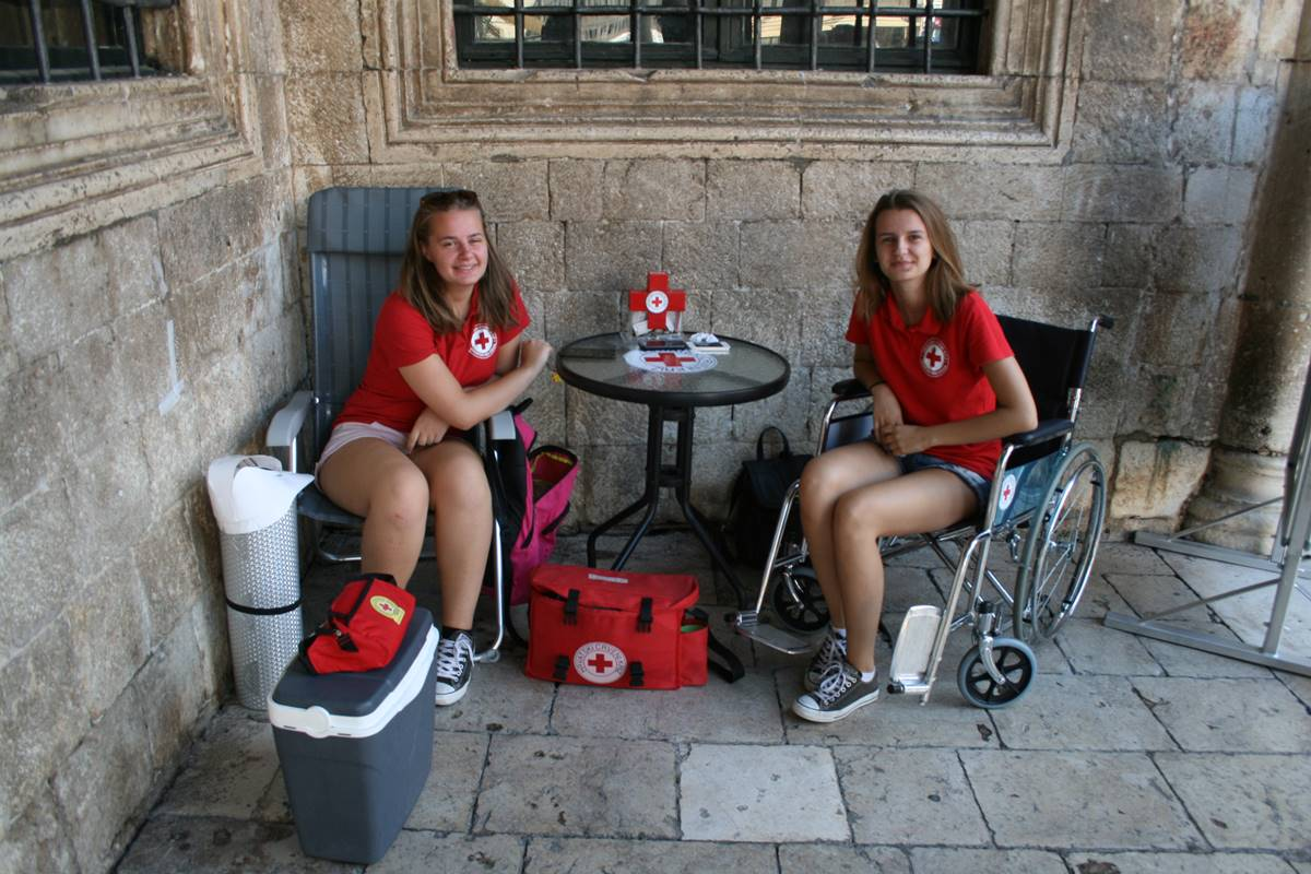 Red Cross Volunteers (1)