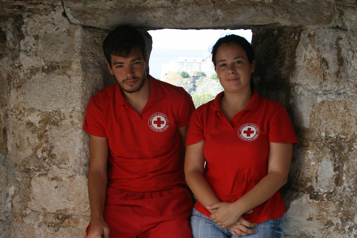 Red Cross Volunteers (3)