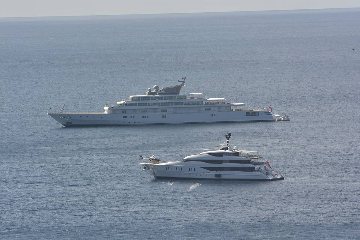 Luxury At The Sea Top Five Most Expensive Yachts In