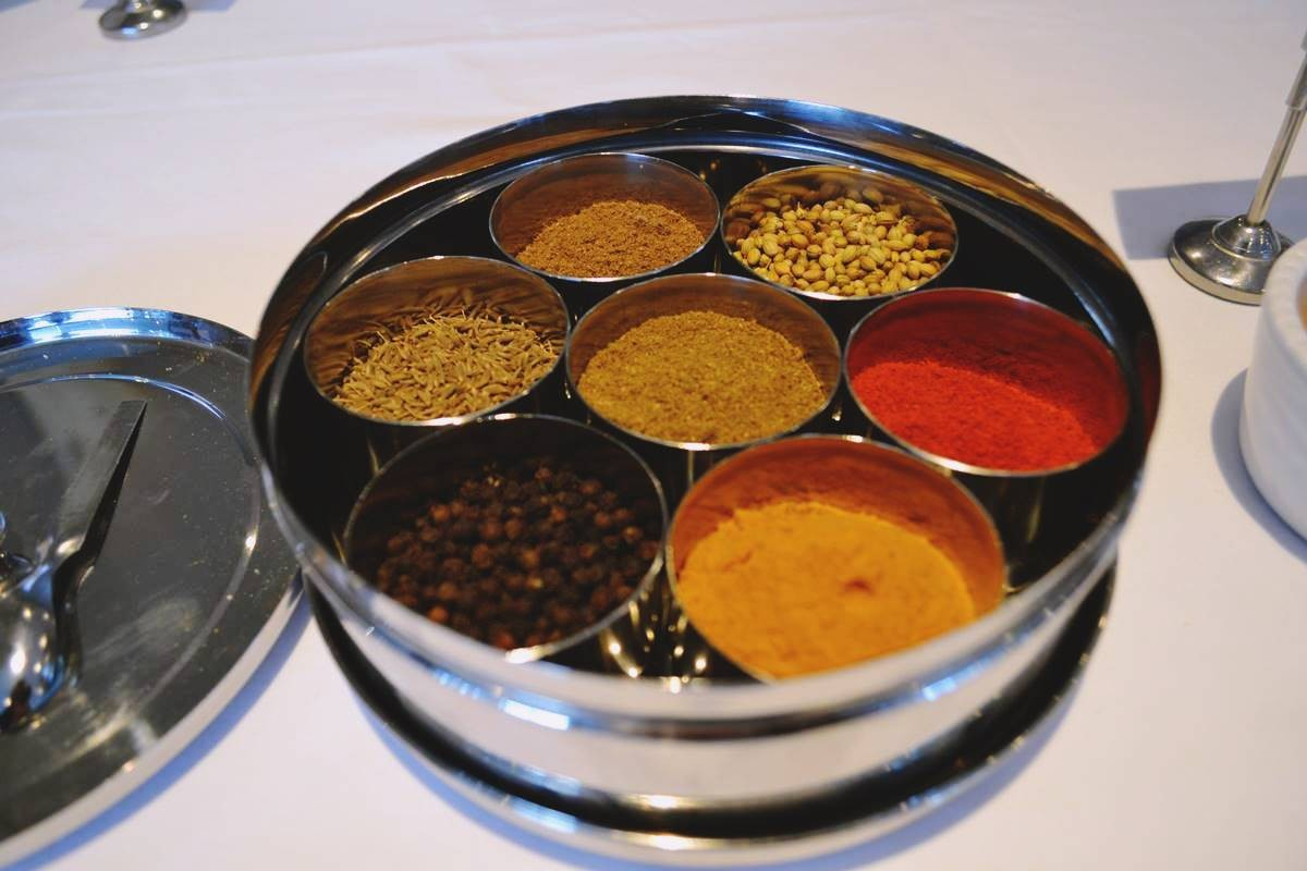 Video and photo gallery good food spiced up with indian for 4 spice indian cuisine