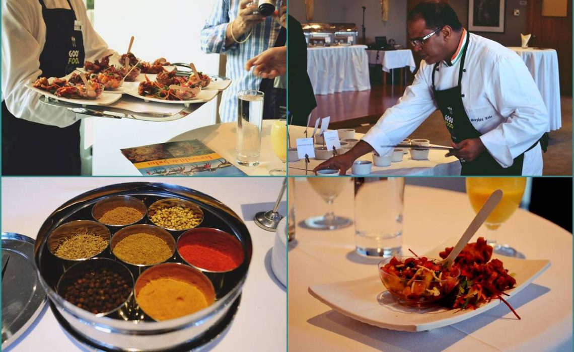 Video and photo gallery good food spiced up with indian for 7 spice indian cuisine