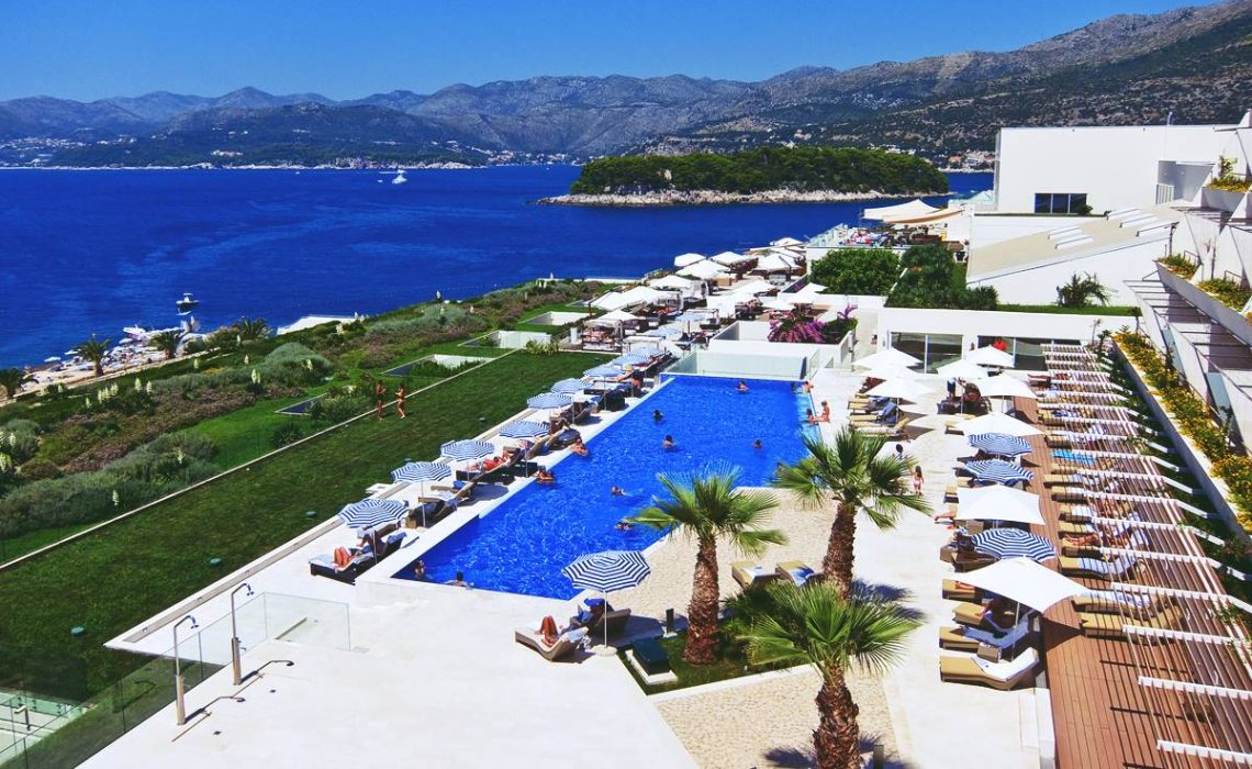 Valamar dubrovnik hotels among the most luxurious in the for Luxury hotels worldwide