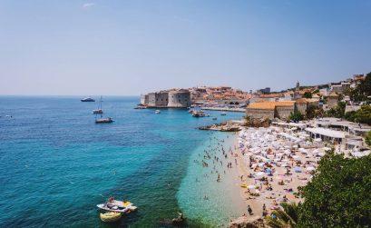 Four Million Overnight Stays Dubrovnik Banje Summer Tourists