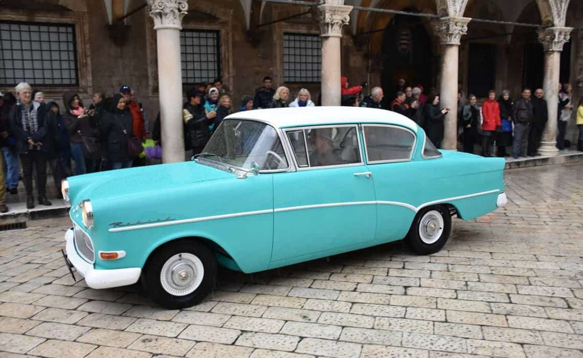 Photo Gallery: Classic Cars, Dubrovnik Style - Just Dubrovnik