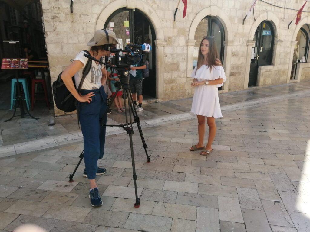 Deutsche Welle televizija